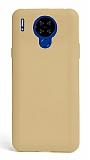 Reeder P13 Blue Max Lite Gold Silikon Kılıf