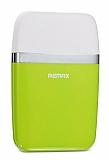 Remax Aroma 6000 mAh Powerbank Yeşil Yedek Batarya