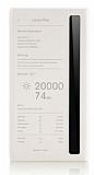 Remax Linon-Pro 20000 mAh Powerbank Beyaz Yedek Batarya