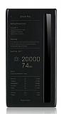 Remax Linon-Pro 20000 mAh Powerbank Siyah Yedek Batarya
