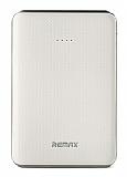 Remax Tiger 5000 mAh Powerbank Beyaz Yedek Batarya