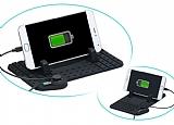 Remax Araç Şarj Kablolu Kaydırmaz Telefon Tutucu