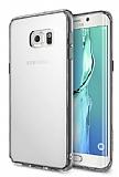 Ringke Fusion Samsung Galaxy S6 Edge Plus Ultra Koruma Şeffaf Siyah Kılıf