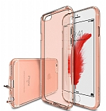 Ringke Air iPhone 6 Plus / 6S Plus Ultra Koruma Şeffaf Rose Gold Kılıf
