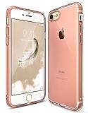 Ringke Air iPhone 7 Ultra Koruma Şeffaf Rose Gold Kılıf