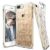 Ringke Air Prism 3D iPhone 7 Plus Elmas Yansıması Şeffaf Kılıf