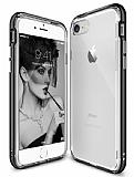 Ringke Frame iPhone 7 Ultra Koruma Siyah Kılıf