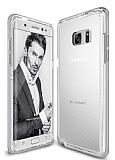 Ringke Frame Samsung Galaxy Note 7 Ultra Koruma Gri K�l�f