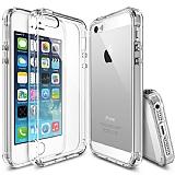 Ringke Fusion iPhone SE / 5 / 5S Ultra Koruma �effaf K�l�f