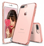 Ringke Fusion iPhone 7 Plus / 8 Plus Ultra Koruma Rose Gold Kılıf