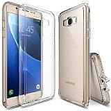 Ringke Fusion Samsung Galaxy J7 2016 Ultra Koruma Şeffaf Kılıf
