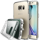 Ringke Fusion Samsung Galaxy S6 Edge Ultra Koruma Şeffaf Kılıf