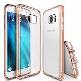 Ringke Fusion Samsung Galaxy S7 Ultra Koruma Rose Gold Kılıf