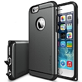 Ringke Max iPhone 6 / 6S Ultra Koruma Siyah Kılıf