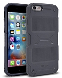 Ringke Rebel iPhone 6 Plus / 6S Plus Ultra Koruma Gri K�l�f