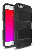 Ringke Rebel iPhone 6 / 6S Ultra Koruma Silikon Siyah K�l�f