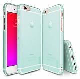 Ringke Slim Frost iPhone 6 / 6S 360 Kenar Koruma Mint Rubber Kılıf