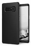 Ringke Slim Samsung Galaxy Note 8 Tam Kenar Koruma Siyah Rubber Kılıf