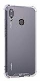 Roar Armor Gel Huawei P20 Lite Şeffaf Ultra Koruma Kılıf