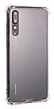 Roar Armor Gel Huawei P20 Pro Şeffaf Ultra Koruma Kılıf