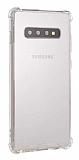 Roar Armor Gel Samsung Galaxy S10 Plus Şeffaf Ultra Koruma Kılıf