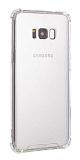 Roar Armor Gel Samsung Galaxy S8 Şeffaf Ultra Koruma Kılıf