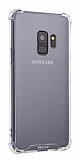 Roar Armor Gel Samsung Galaxy S9 Şeffaf Ultra Koruma Kılıf