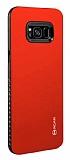 Roar Rico Hybrid Samsung Galaxy S8 Ultra Koruma Kırmızı Kılıf