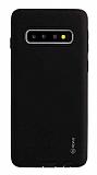 Roar Rico Samsung Galaxy S10 Plus Ultra Koruma Siyah Kılıf