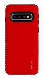 Roar Rico Samsung Galaxy S10 Plus Ultra Koruma Kırmızı Kılıf