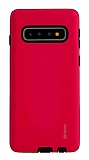 Roar Rico Samsung Galaxy S10 Plus Ultra Koruma Pembe Kılıf