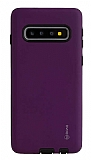 Roar Rico Samsung Galaxy S10 Plus Ultra Koruma Mor Kılıf