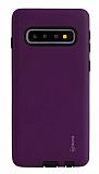 Roar Rico Samsung Galaxy S10 Ultra Koruma Mor Kılıf