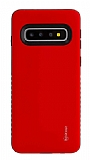 Roar Rico Samsung Galaxy S10 Ultra Koruma Kırmızı Kılıf