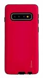Roar Rico Samsung Galaxy S10 Ultra Koruma Pembe Kılıf
