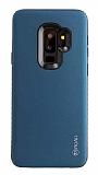 Roar Rico Samsung Galaxy S9 Plus Lacivert Ultra Koruma Kılıf