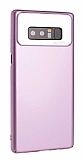 Roar Ultra-Air Samsung Galaxy Note 8 Mor Rubber Kılıf