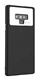 Roar Ultra-Air Samsung Galaxy Note 9 Siyah Rubber Kılıf
