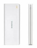 Romoss Sense 9 Series 25000 mAh Kablosuz Powerbank Beyaz Yedek Batarya