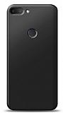 Alcatel 1s Siyah Mat Silikon Kılıf