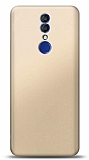 Alcatel 3 2019 Gold Mat Silikon Kılıf