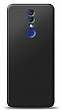 Alcatel 3 2019 Siyah Mat Silikon Kılıf