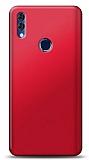 Alcatel 5V Kırmızı Mat Silikon Kılıf