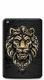 Apple iPad 2 Gold Lion Kılıf