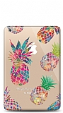 Apple iPad Air Iridescent Pineapple Resimli Kılıf