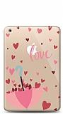 Apple iPad Air Love Umbrella Resimli Kılıf