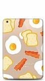Apple iPad mini Breakfast Resimli Kılıf