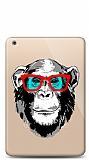Apple iPad mini Hipster Monkey Resimli Kılıf