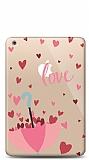 Apple iPad mini Love Umbrella Resimli Kılıf