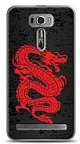 Asus Zenfone 2 Laser 6 inç Dragon Kılıf